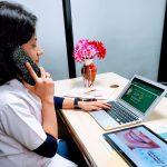 Dental consultation and helpline